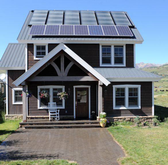 Green Homebuilding